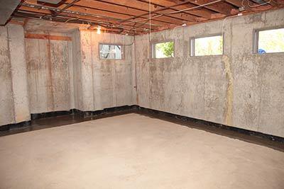 basement waterproofing wet basement repair company finished