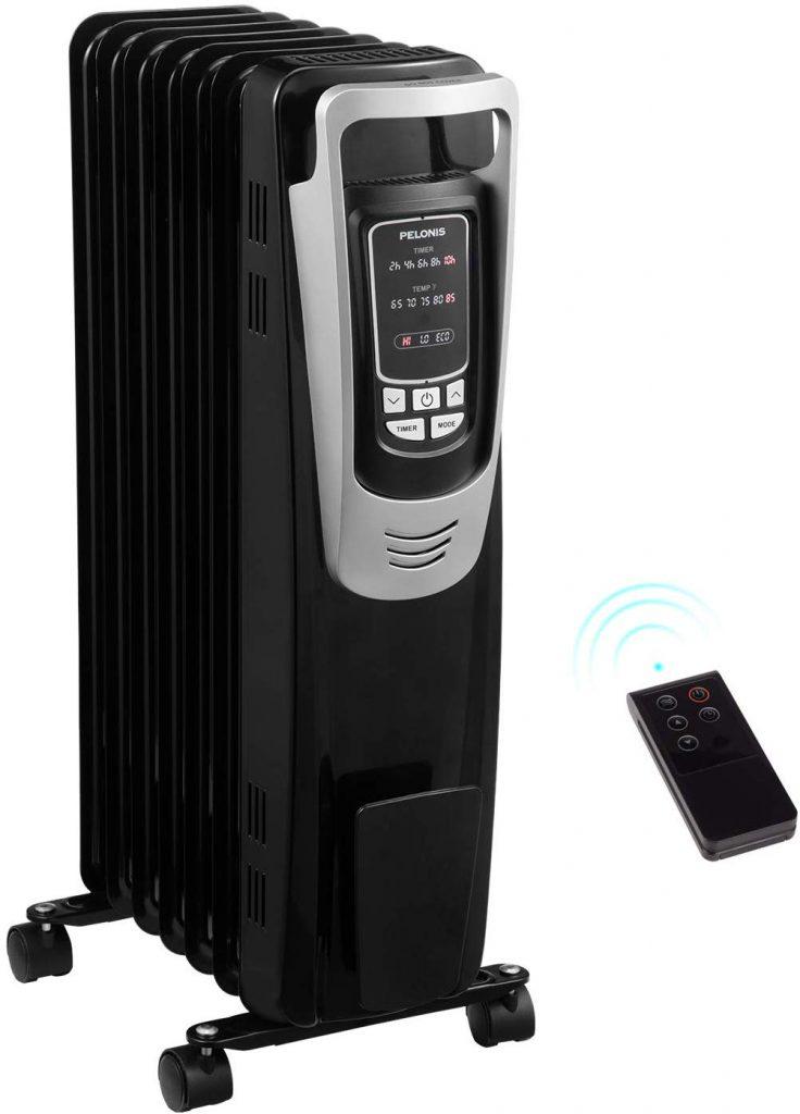Pelonis NY1507-14A Space Heater